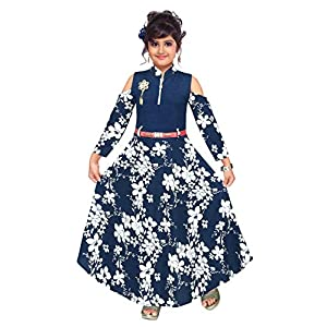 ARK DRESSES , Girls Fancy Frock