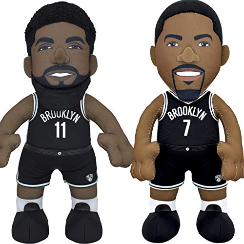 Bleacher Creatures Brooklyn Nets Bundle: Kevin Durant and Kyrie Irving 10