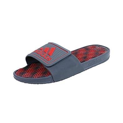 info for 9e3db 9dc1d adidas Tongs Adissage 2.0 Natation Gris Homme Amazon.fr Chaussures et Sacs