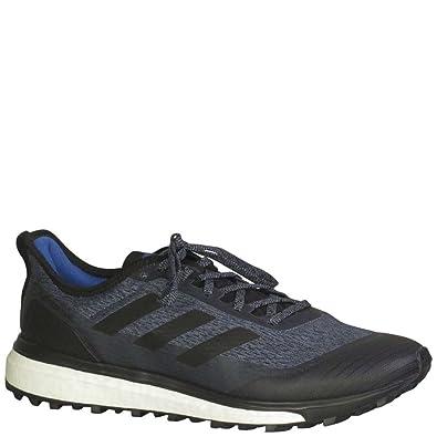 4b9bafd176af3 adidas Mens Response Trail Athletic   Sneakers Black