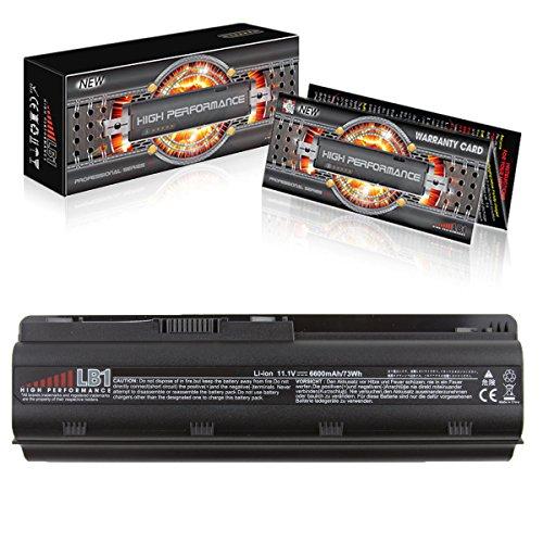 LB1 High Performance 6600mAh Battery for HP Pavilion DV5-...