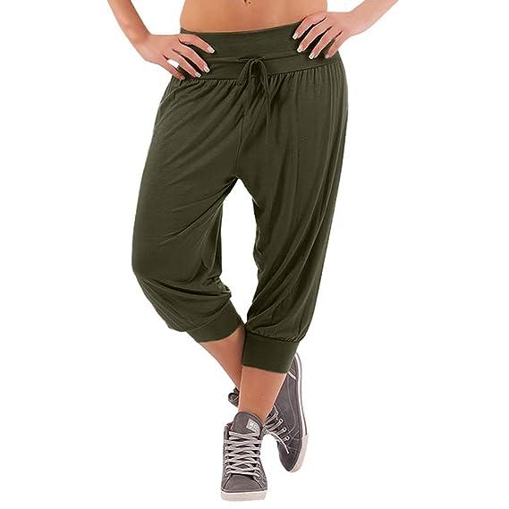 Luckycat Pantalones Aladdin Talla Grande Mujer Tul ...