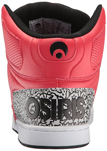 83 Red Skateboarding NYC Elephant Shoe Men's Osiris wTqAaAE