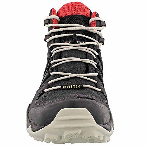 brand new c538b 22c67 Adidas Outdoor Terrex Swift R Mid GTX Hiking Boot - Womens  BlackBlackTactile