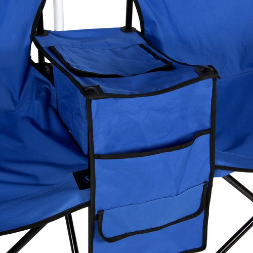Best Choice Products Picnic Double Folding Chair W