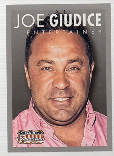 2015 Americana #26 Joe Giudice Real Housewives of New - Our Housewives Real