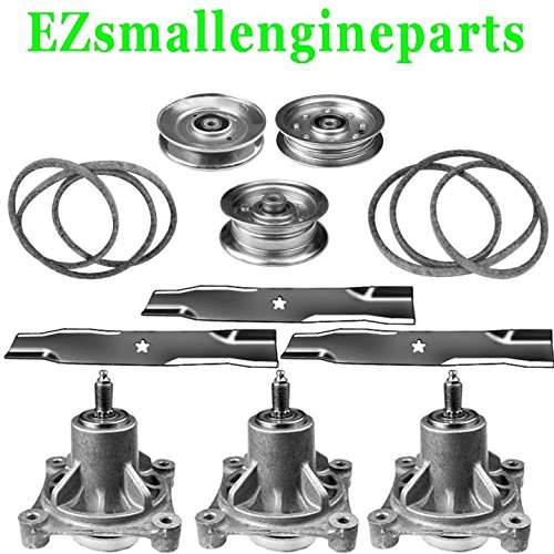(Ship from USA) DECK REBUILD KIT FOR 48'' CRAFTSMAN 174356, 180808, 174368, 173921, 193197, 11014 /ITEM NO#8Y-IFW81854227570