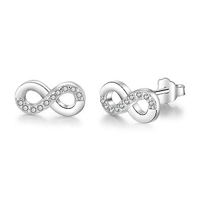 a0db54e49701 infinity - Pendientes de mujer