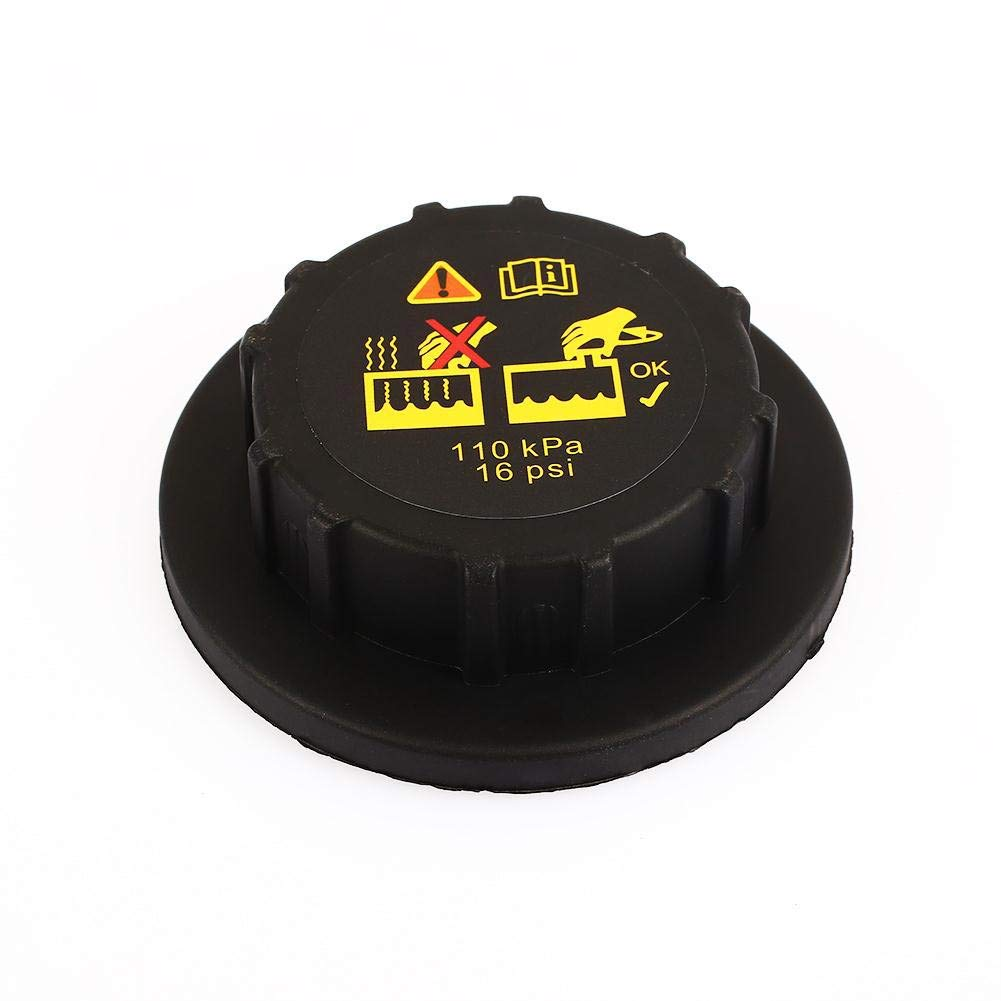 Meiyiu Tank Radiator Cap Professional Diesel OEM Coolant Reservoir Cap 9C3Z8101B for Ford Lincoln