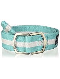 NAUTICA 08-8441-8 Cinturón para Hombre, color Azul, Talla Única