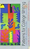 Patterns for College Writing 9780312048341