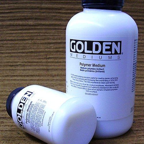 Golden 0003510-7 32oz. - 946ml - Gloss Polymer Jug - Medium