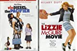 The Pacifier , the Lizzie Mcguire Movie : Walt Disney 2 Pack Collection