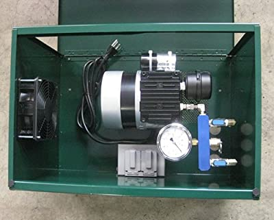 EasyPro 1/4 HP Sentinel Rocking Piston Deluxe Pond Aeration System PA34DP