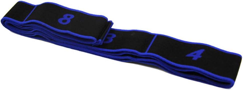 Resistance Elastic Band Perfect Home Portable Equipment for Gymnastics and Dance Training Yuciya Yoga Stretching Band