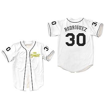 Amazon.com  borizcustoms Vitar Benny  The Jet  Rodriguez 30 Baseball Jersey  The Sandlot Colors XS- 2XL  Clothing 142fe5b80