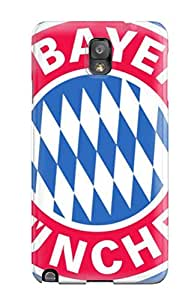 Pamela Sarich's Shop New Style Bayern Munchen Fc Logo Awesome High Quality Galaxy Note 3 Case Skin 9985466K52070734