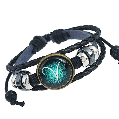 Price comparison product image speyst The constellation cowhide bracelet (Aries)