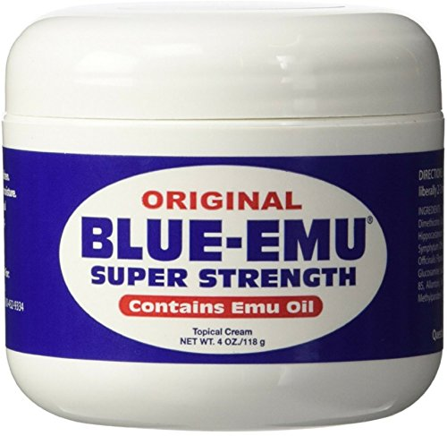 Blue-Emu Original Super Strength Emu Oil 4 oz (Pack of 11) by Blue Emu