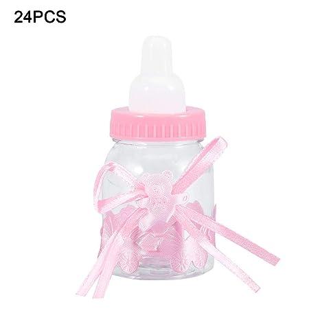 Botellas Infantiles de Caramelos para Baby Shower, 24 Piezas ...