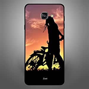 Samsung Galaxy A7 2016 Bicycle Rider, Zoot Designer Phone Covers