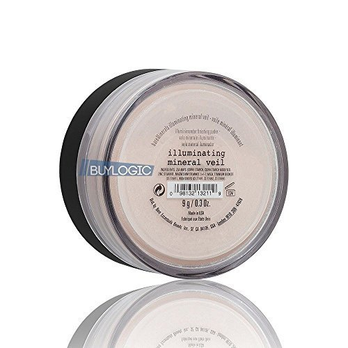 Bareminerals Veil Mineral (BareMinerals Finishing Powder Illuminating Mineral Veil Large Size 9 grms/0.3 0z by Bare Escentuals)