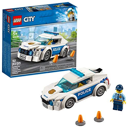 (LEGO City Police Patrol Car 60239 Building Kit , New 2019 (92)