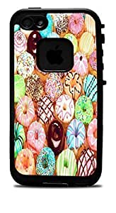 """Lots Donuts Doughnuts Vinyl Decal Sticker for iPhone 6 (4.7"""") Lifeproof Case"""