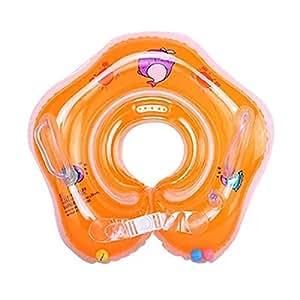 Forumall anillo inflable de seguridad de flotador de for Accesorios bano naranja