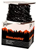 WoodlandPRO 100' Chainsaw Chain Reel (38RC-100R) 3 Pack