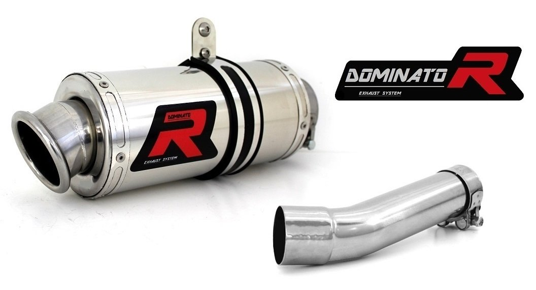 Dominator Exhaust Silencieux échappement HONDA CB 600 HORNET 07-11 + DB KILLER (GP I)