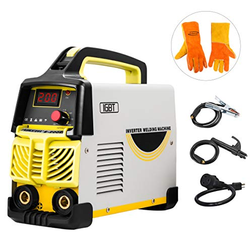 Arc Welder Dual Voltage 110V-220V IGBT Inverter DC Welding Machine