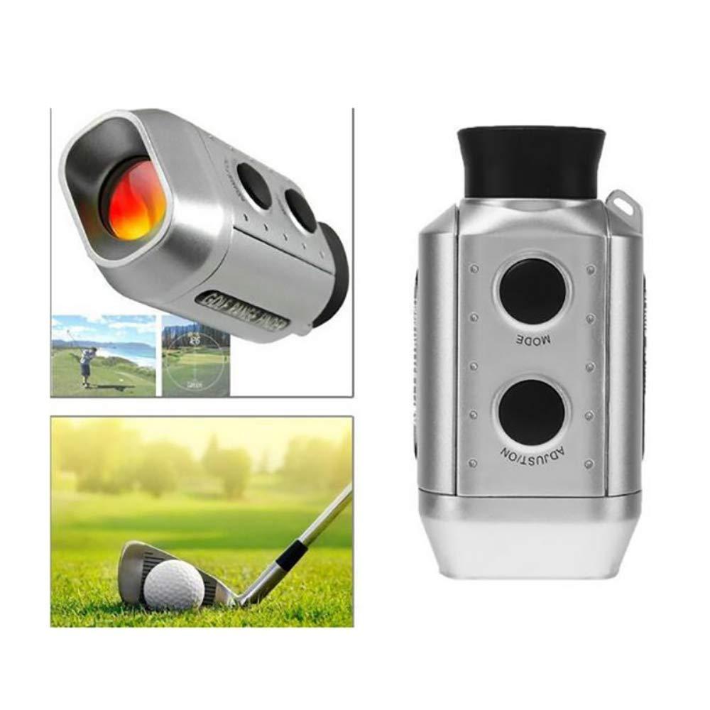 TIAO Golf Range Finder,80M 7X Lightweight Hunting Distance Range Finder,for Professional Golf, Club