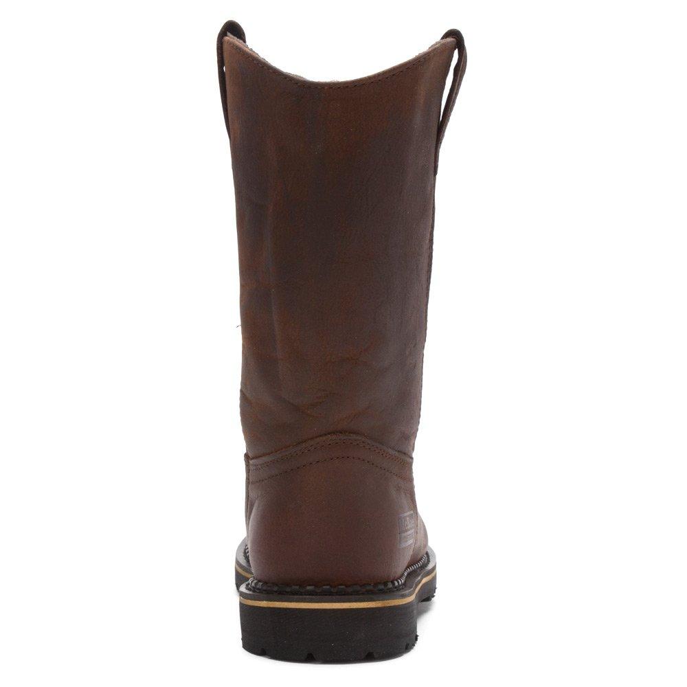MCRAE Mens Mid Calf Boot Brown//Brown1 9 W US