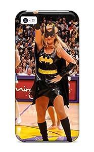 Theodore J. Smith's Shop los angeles lakers cheerleader nba comics superhero batman wonder woman NBA Sports & Colleges colorful iPhone 5c cases