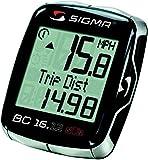 Sigma BC 16.12 STS Wireless Cycling Computer Black