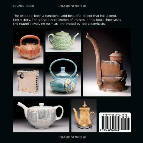 500 Teapots Volume 2 (500 Series) by Brand: Lark Crafts (Image #1)