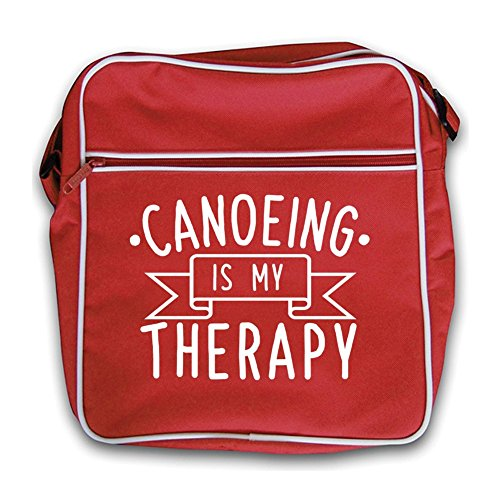 Therapy My Black Canoeing Retro Flight Is Bag Red 5ExWqxP7Yw
