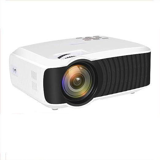 Proyector, Mini proyector T23k 2400 lúmenes 1280 * 720 portátil ...