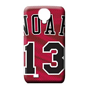 samsung galaxy s4 cover Compatible High Grade Cases cell phone carrying shells chicago bulls nba basketball