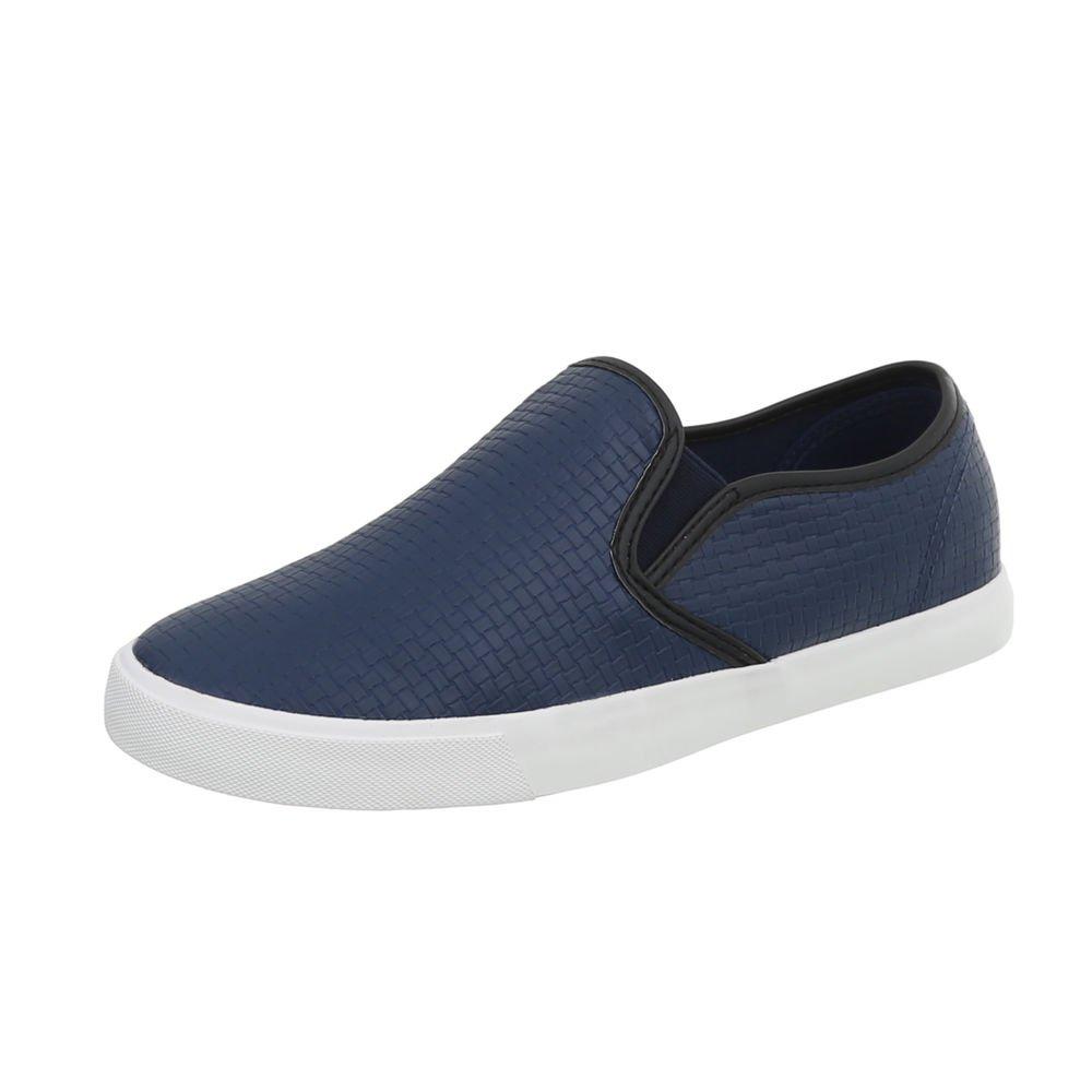 TALLA 44 EU. Ital-Design - Zapatillas de casa Mujer