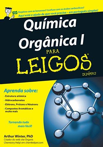 Química Orgânica I Para Leigos