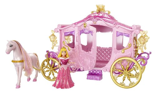 Disney Princess Royal Carriage Playset Buy Online In Uae