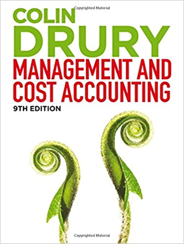Cost Accounting Books Pdf