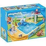 Playmobil Vacaciones - Piscina con fuente (5433)