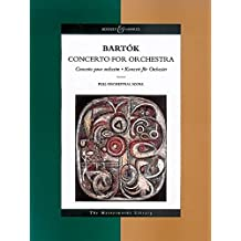Bela Bartok - Concerto for Orchestra: The Masterworks Library