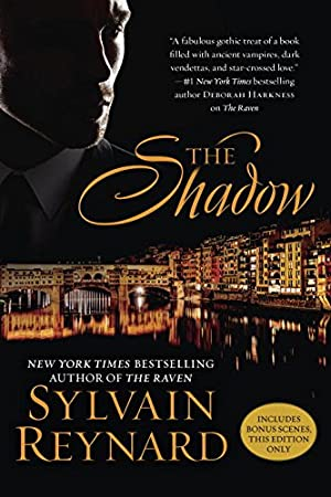 book cover of   The Shadow