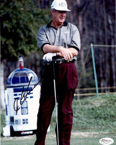 J.C. Snead Autographed PGA Golf 8x10 Photo (JSA - Mall Jc