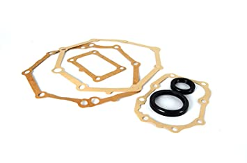 Jeep Manual Transmission AX4 AX5 Gasket and Seal Replacement Kit Fix Leaks