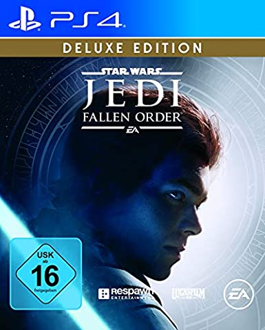 Star Wars Jedi: Fallen Order - Deluxe Edition - PlayStation ...